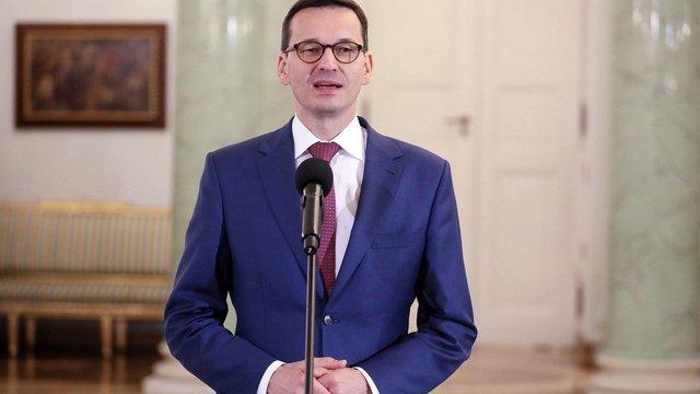 Прем'єр-міністр Польщі закликав Захід відмовитися від неефективного умиротворення агресорів