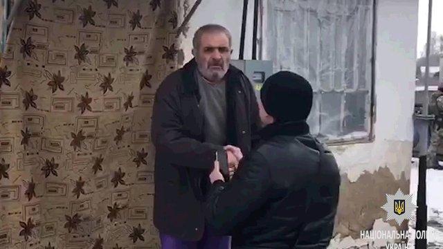 Поліція Києва визволила викраденого підприємця за якого просили $500 тис. викупу