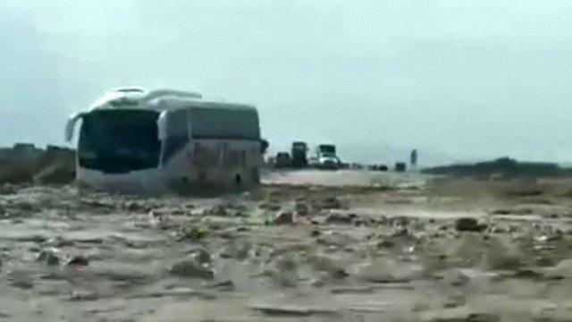 Під час повені в Ізраїлі врятували 50 українських туристів