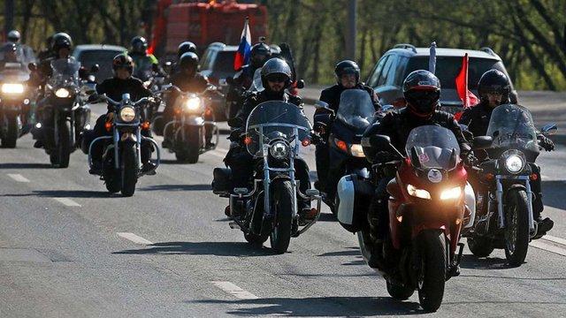 В Україну не пустили байкера з російського клубу «Нічні вовки»