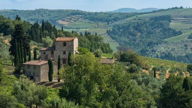 В Італії виставили на продаж віллу у якій жив Мікеланджело