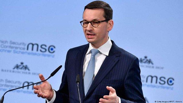 Ізраїль обурений заявою польського прем'єра про «єврейських злочинців»