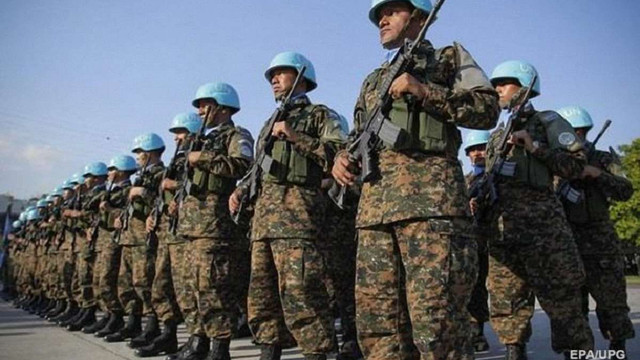 Фінляндія готова скерувати миротворців на Донбас