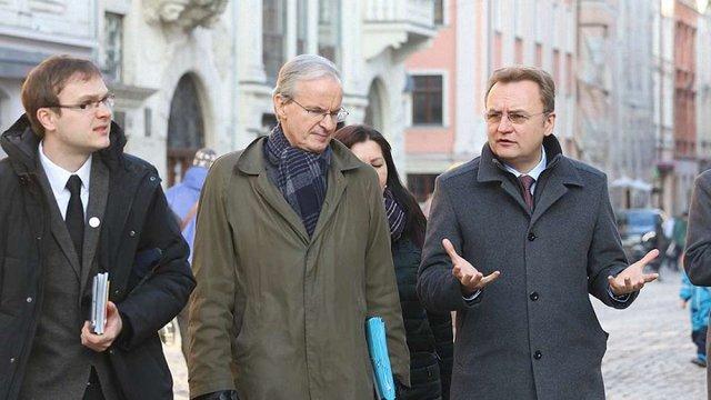 Делегація ЄС відвідає львівське підприємство, яке фінансується в рамках програми EU4Business