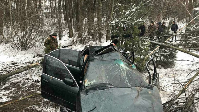 На Рівненщині у ДТП загинули двоє братів із багатодітної родини