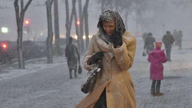 Арктичний антициклон принесе в Україну морозну погоду без опадів