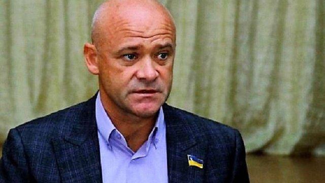 САП просить суд усунути Геннадія Труханова з посади мера Одеси