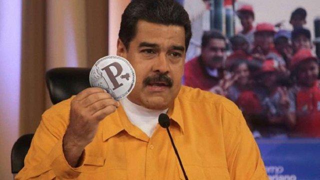 Венесуела за день продала криптовалюти на $735 млн
