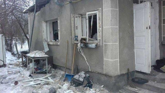 Унаслідок вибуху газу в приватному будинку в Золочеві постраждали матір та син