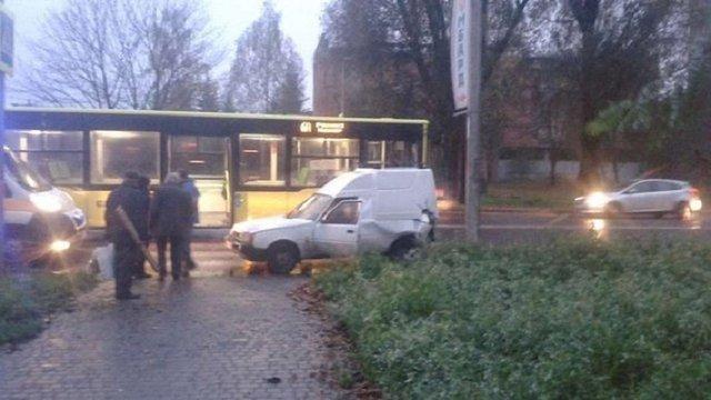 Львівський суд оштрафував водія АТП-1 за ДТП, у якій постраждав пішохід
