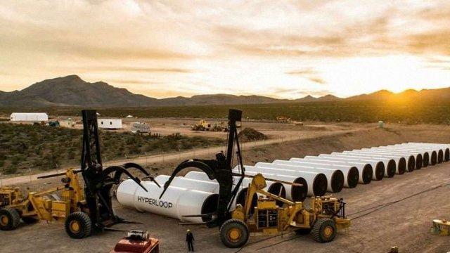 Міністерство інфраструктури анонсувало проект Hyperloop в Україні