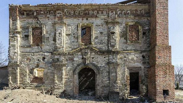 На Вінниччині планують реконструювати стару синагогу для відновлення паломництва хасидів