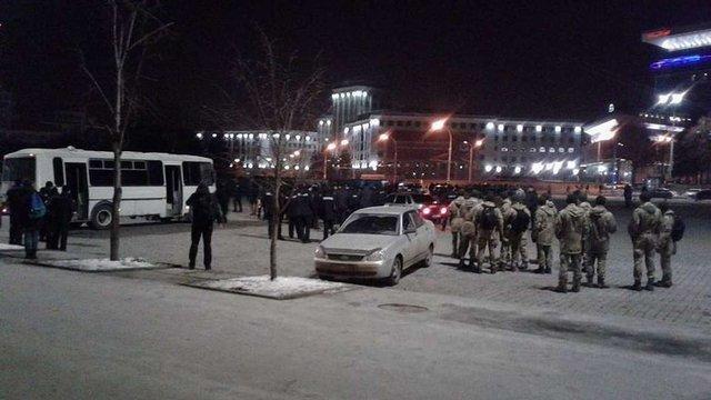 У Харкові побилися українські та італійські ультрас