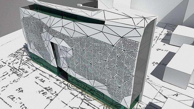 Львівська мерія дозволила будівництво торгово-офісного центру на пл. Петрушевича