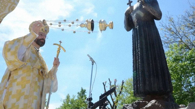У польському Любліні встановлять пам'ятник українському священику Омеляну Ковчу