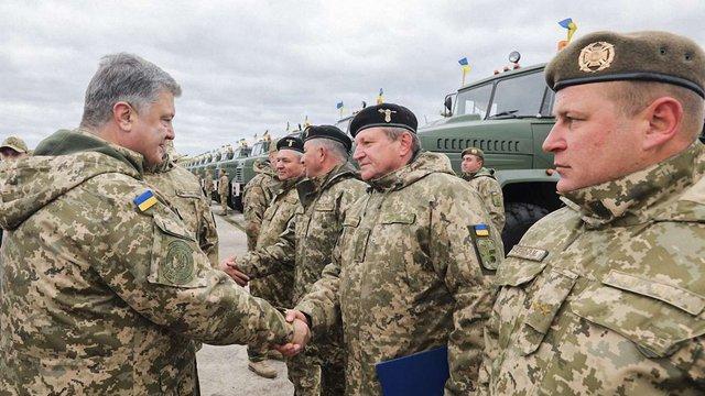 У Збройних силах України створили нове командування
