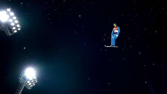 The New York Times розмістив на обкладинці у Facebook фото українського чемпіона Олімпіади