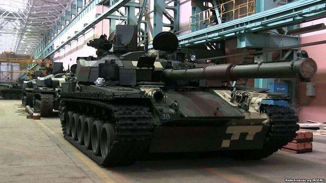 Начальник Генштабу пообіцяв ЗСУ танки «Оплот» до кінця 2018 року