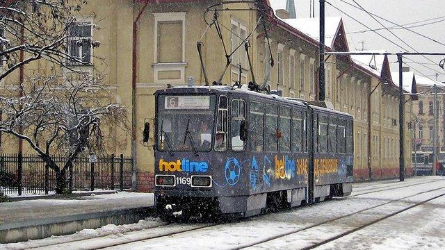 Вартість проїзду у львівському електротранспорті планують підвищити в квітні