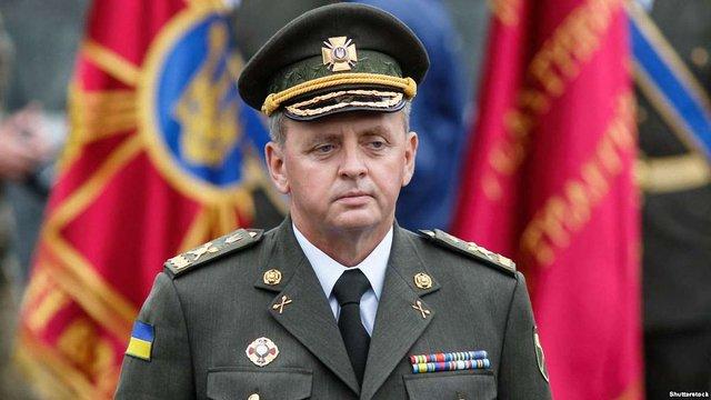 З 2014 року 50 генералів ЗСУ отримали ці звання завдяки бойовому досвіду