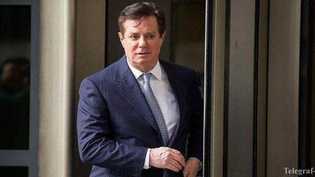 США звинуватили Манафорта в підкупі європолітиків для лобіювання інтересів влади Януковича