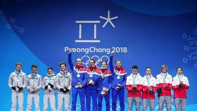 Норвегія встановила новий рекорд за кількістю медалей на одних зимових Іграх