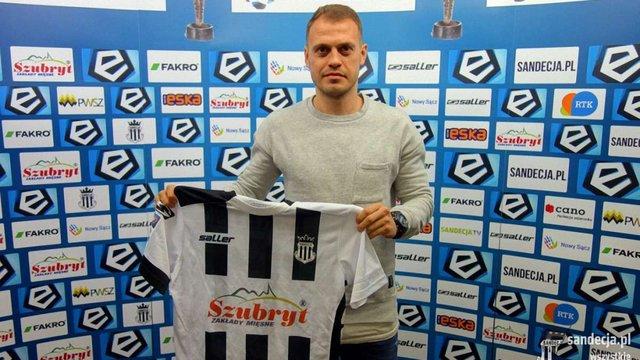Колишній гравець «Карпат» перейшов до польського клубу