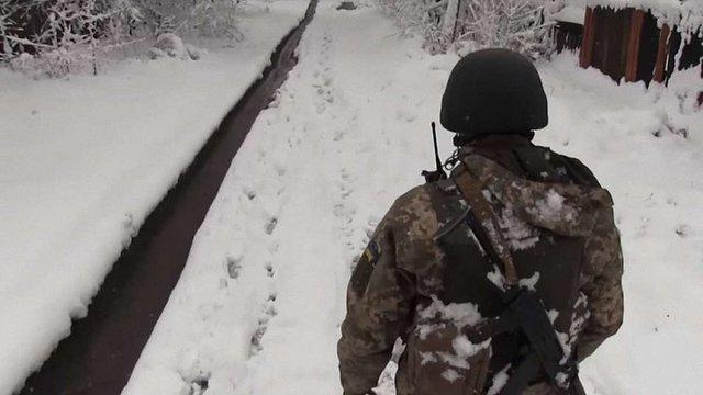 Бойовики на Донбасі вдень 24 лютого не зробили жодного пострілу в бік позицій ЗСУ