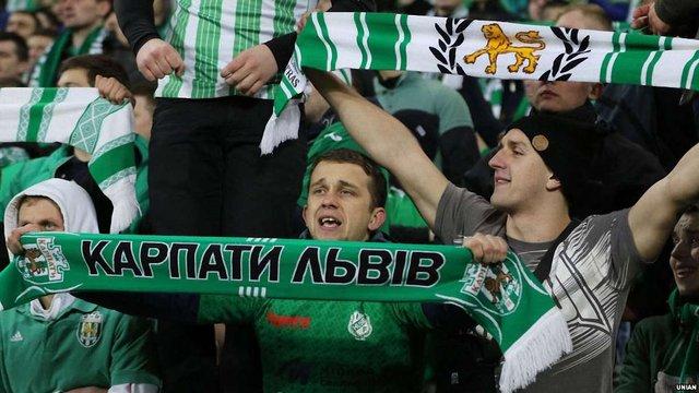 В Одесі фанати «Карпат» побилися з поліцейськими, чотирьох уболівальників затримано