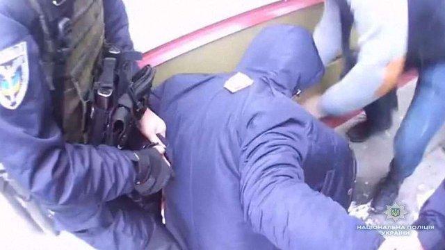 Поліція Київщини затримала та вислала з України відомого російського кримінальника