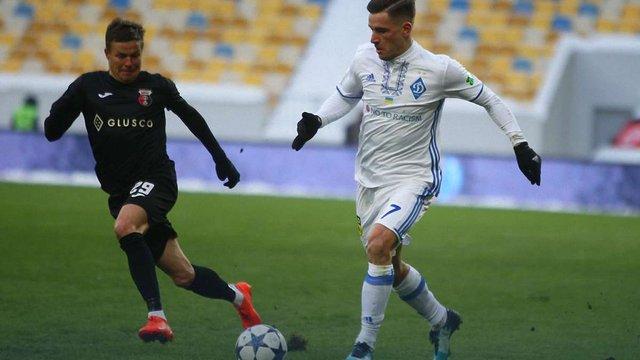 «Верес» виграв у «Динамо» у Львові