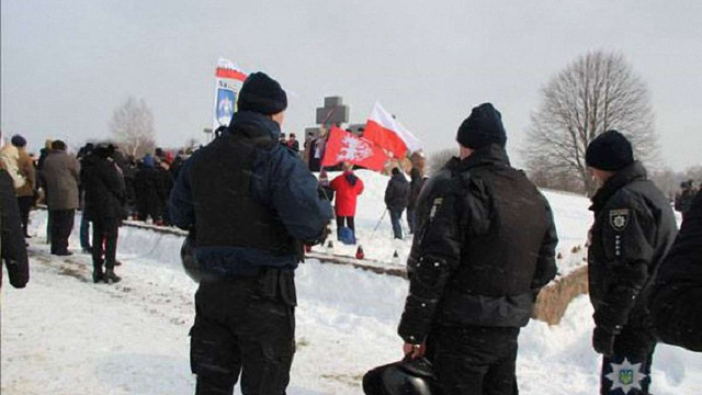 Участь у поминальних заходах у Гуті Пеняцькій взяли 300 осіб