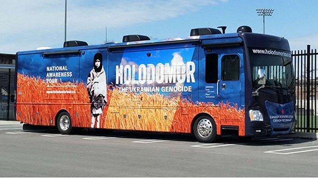 Канада надала $1,45 млн на підтримку освітнього проекту про Голодомор