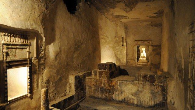 Археологи знайшли у Єгипті стародавній некрополь епохи Птолемеїв