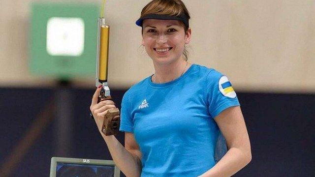 Українка встановила світовий рекорд на чемпіонаті Європи з кульової стрільби