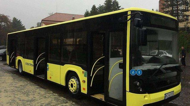 Ужгород замовив 10 автобусів львівського «Електрону» за ₴54 млн