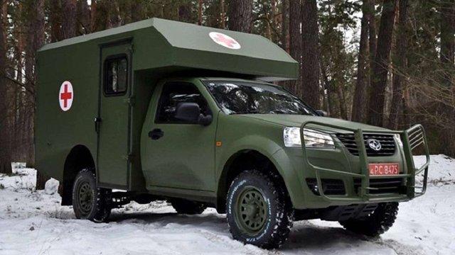 Санітарні «Богдани» для фронту Міноборони ремонтує бюджетним коштом