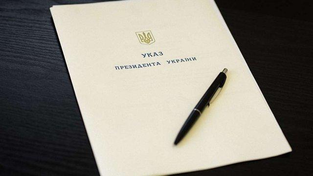Президент України нагородив 43 військових і 2 працівників МВС посмертно