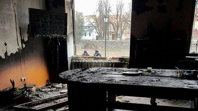Офіс спілки угорців в Ужгороді не підпалили, а підірвали, – голова ТУКЗ
