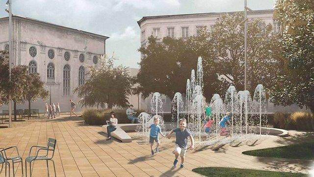 У Львові оприлюднили плани реконструкції площі Святого Теодора