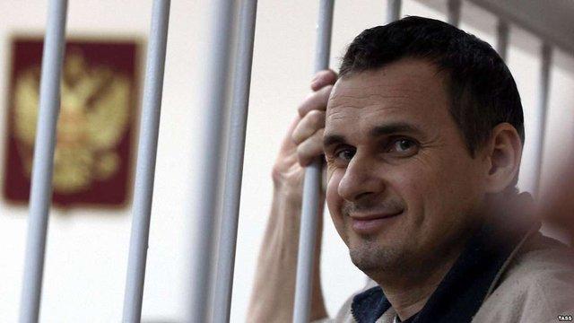Олег Сенцов зник з колонії на Ямалі