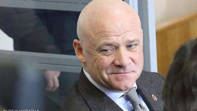 Суд залишив Труханова на посаді міського голови Одеси