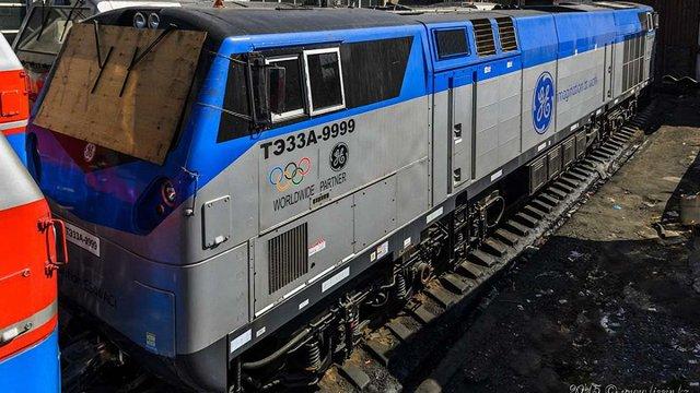 УЗ придбає у США тепловози на чверть дорожчі від потужніших локомотивів для Індії