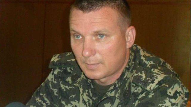 Ветерани АТО оголосили збір грошей на сплату штрафу військкома Львівщини