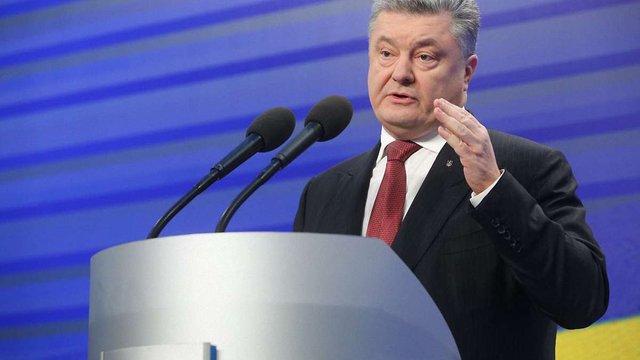 Порошенко назвав Медведчука ефективним переговорником зі звільнення заручників