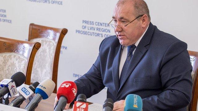 Прокурор Львівської області Юрій Квятківський купив квартиру у Львові