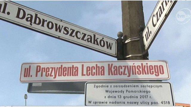 У Польщі судитимуть мешканця Гданська, що протестує проти перейменування своєї вулиці