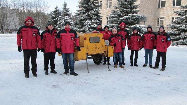 Українські дослідники пройшли навчання перед експедицією в Антарктику