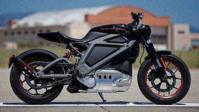 Компанія Harley-Davidson випустить перший електромотоцикл в 2019 році