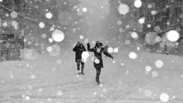 Через наближення нового циклону в Україні оголосили штормове попередження
